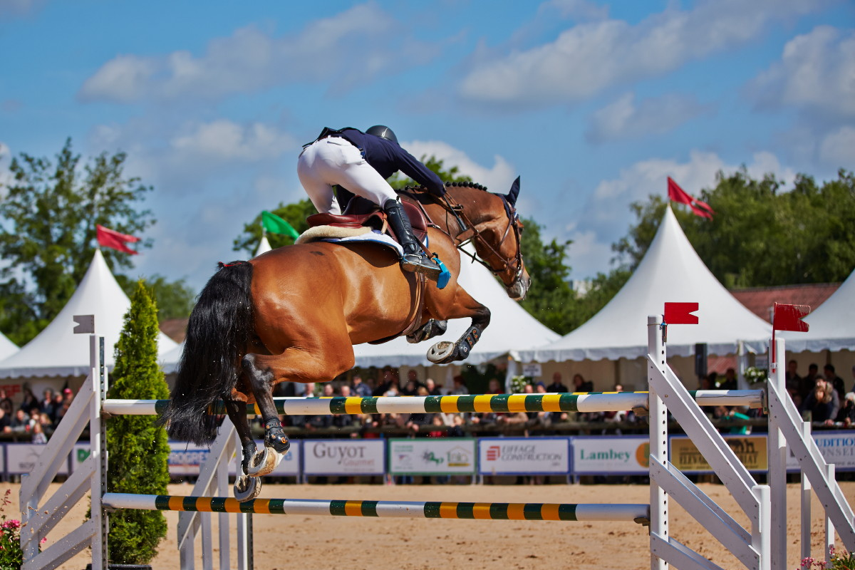 Jumping International Bourg 2013