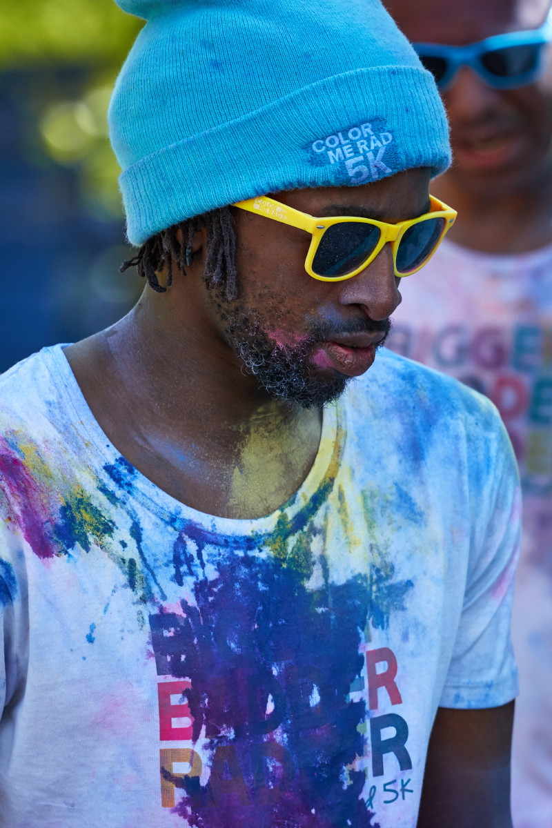Color Me Rad- Miribel 2015